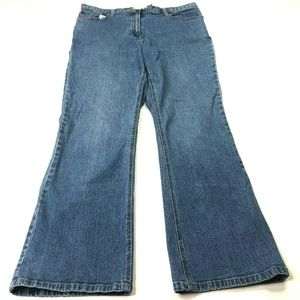 Jeans - SIZE 14SH - Christopher & Banks (BB814)